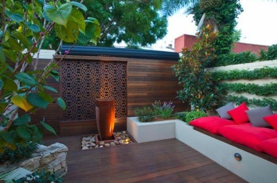 Stunning Terrasse Aménagée Jardin Contemporary - Transformatorio ...