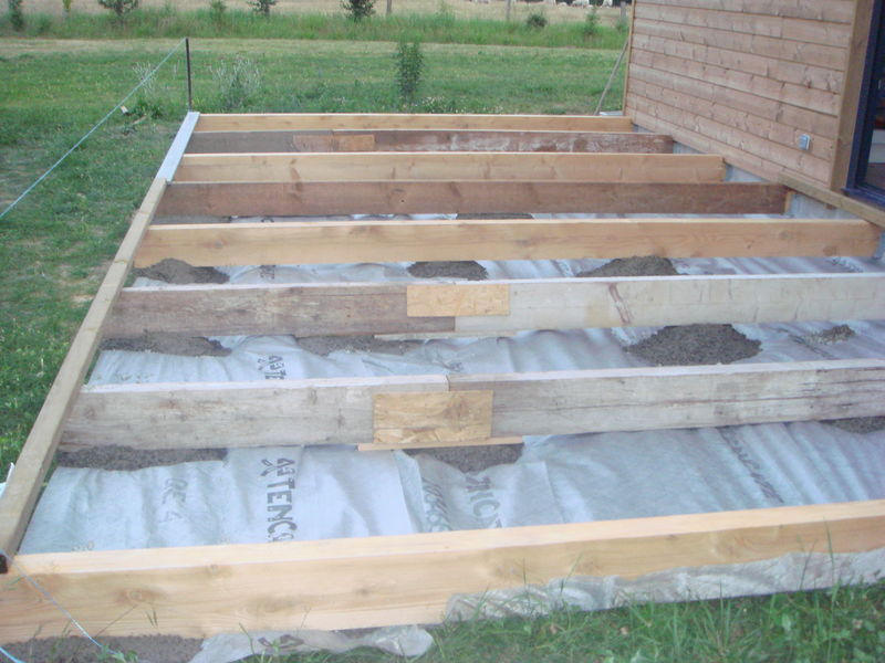 terrasse beton 30m2 nos conseils. Black Bedroom Furniture Sets. Home Design Ideas