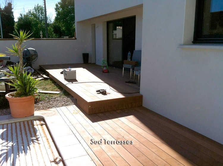 terrasse beton 50m2 nos conseils. Black Bedroom Furniture Sets. Home Design Ideas
