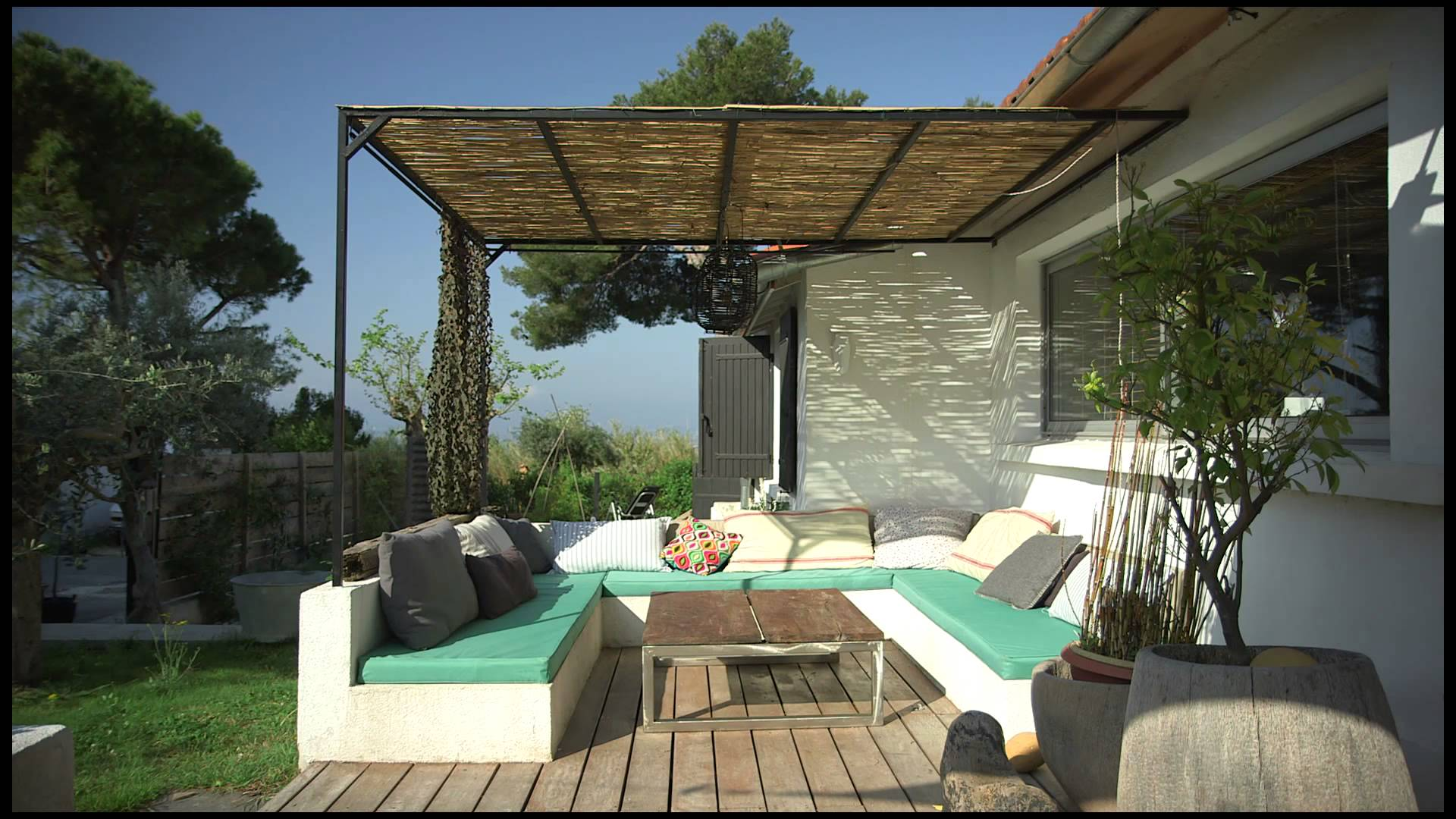 terrasse beton cellulaire nos conseils. Black Bedroom Furniture Sets. Home Design Ideas