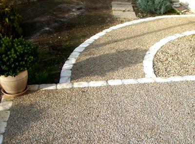 Terrasse beton gravillonnee nos conseils - Materiaux pour terrasse exterieure ...