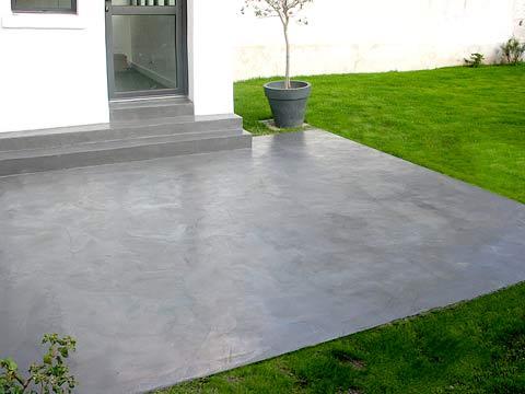 terrasse beton recouvrir nos conseils. Black Bedroom Furniture Sets. Home Design Ideas