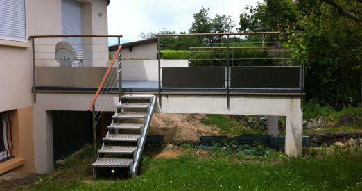 Terrasse Beton Sur Pilotis Prix