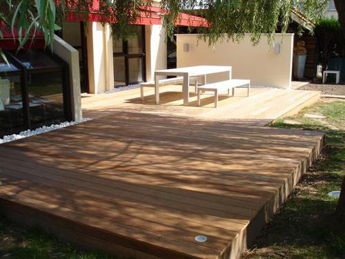 terrasse bois 54