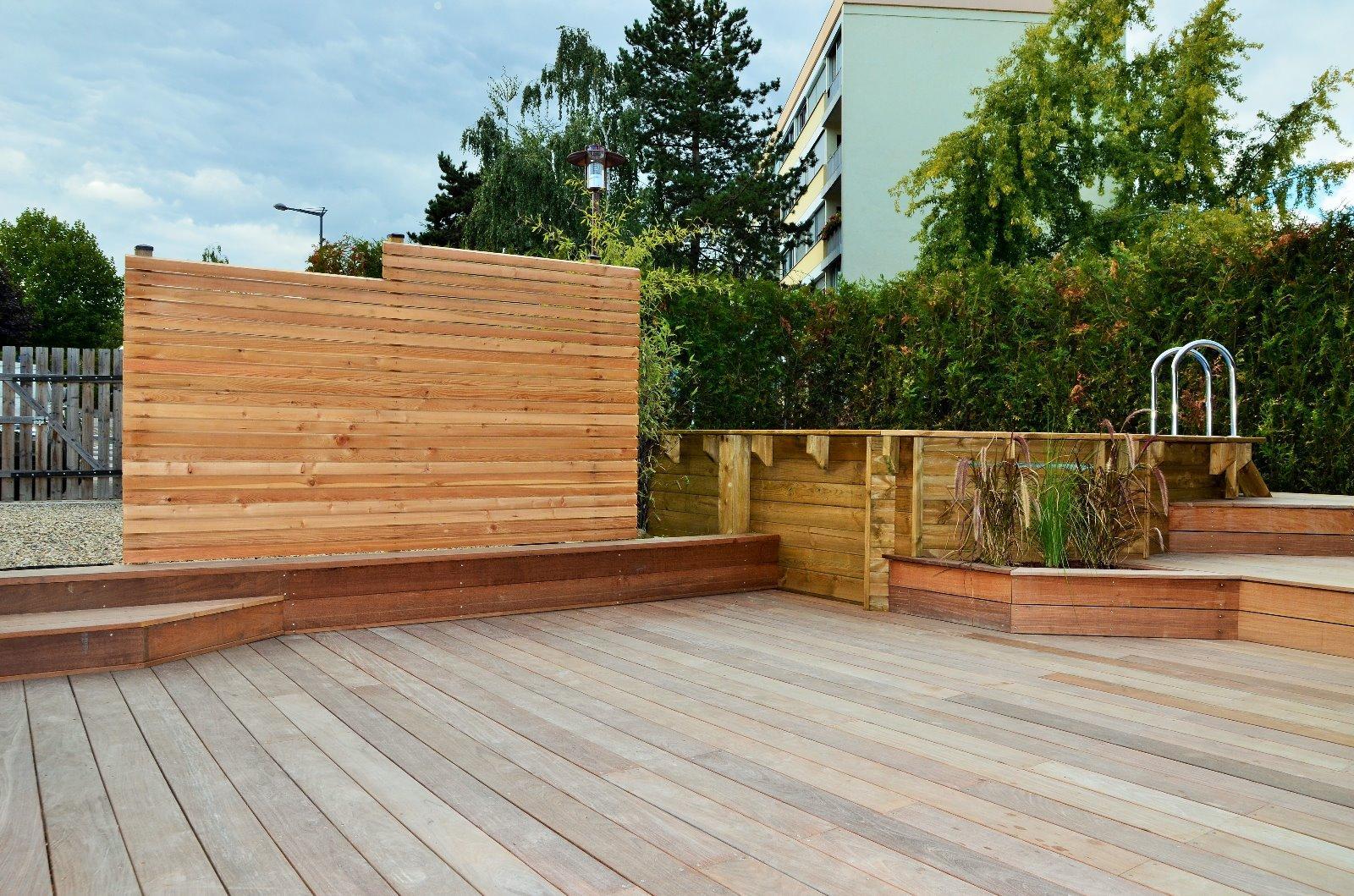 Terrasse bois 67 nos conseils for Objectif bois cloison japonaise
