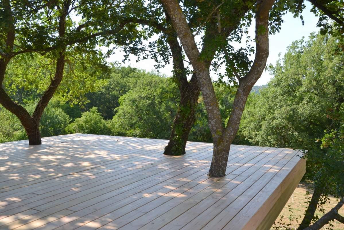 Terrasse bois 84 nos conseils for Objectif bois cloison japonaise