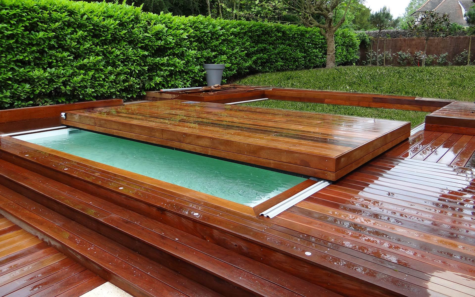 Terrasse bois amovible nos conseils for Realiser une terrasse