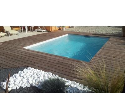 terrasse bois autour piscine coque nos conseils. Black Bedroom Furniture Sets. Home Design Ideas