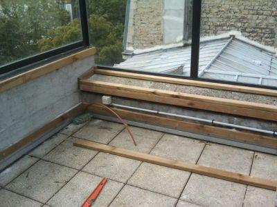 terrasse bois balcon nos conseils. Black Bedroom Furniture Sets. Home Design Ideas