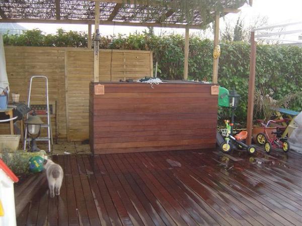 Bar Pour Terrasse terrasse bois bar - nos conseils