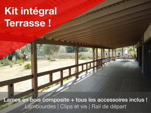 Terrasse Bois Composite En Kit Nos Conseils