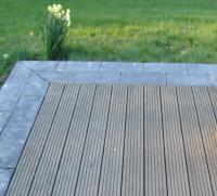 Terrasse bois composite et carrelage nos conseils - Terrasse bois et carrelage ...
