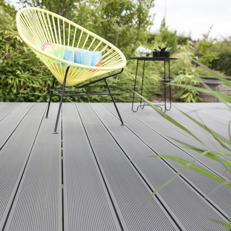 Terrasse bois composite gris leroy merlin nos conseils - Leroy merlin terrasse bois ...