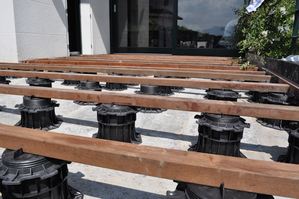 Terrasse Bois Composite Sur Plots Nos Conseils