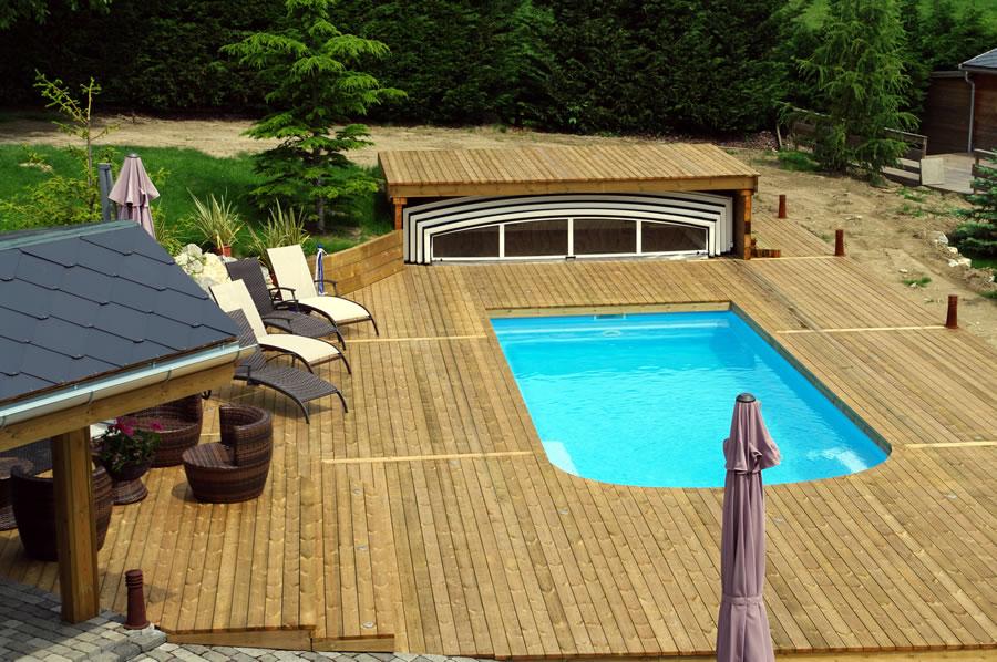 terrasse bois de piscine nos conseils. Black Bedroom Furniture Sets. Home Design Ideas