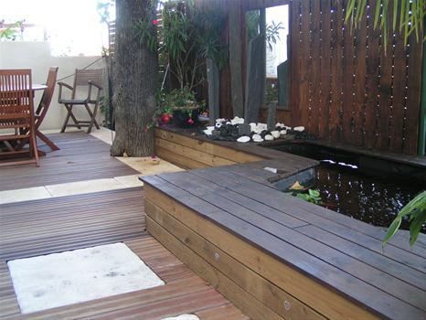 Terrasse bois deco nos conseils for Terrasse deco zen