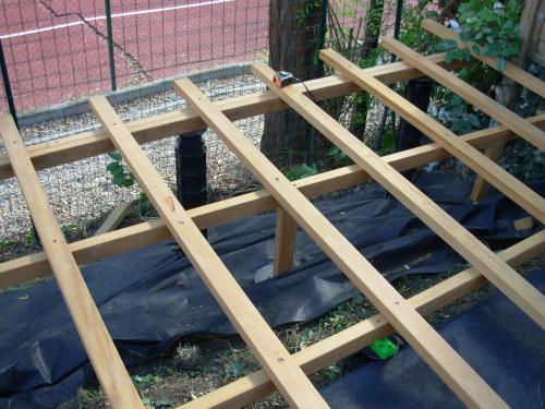 Terrasse bois elevee Nos Conseils # Terrasse Bois Surélevée
