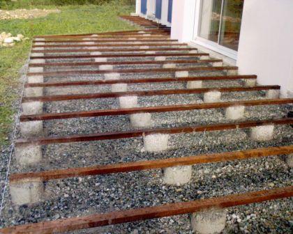 Terrasse bois exotique prix nos conseils for Prix d une terrasse bois