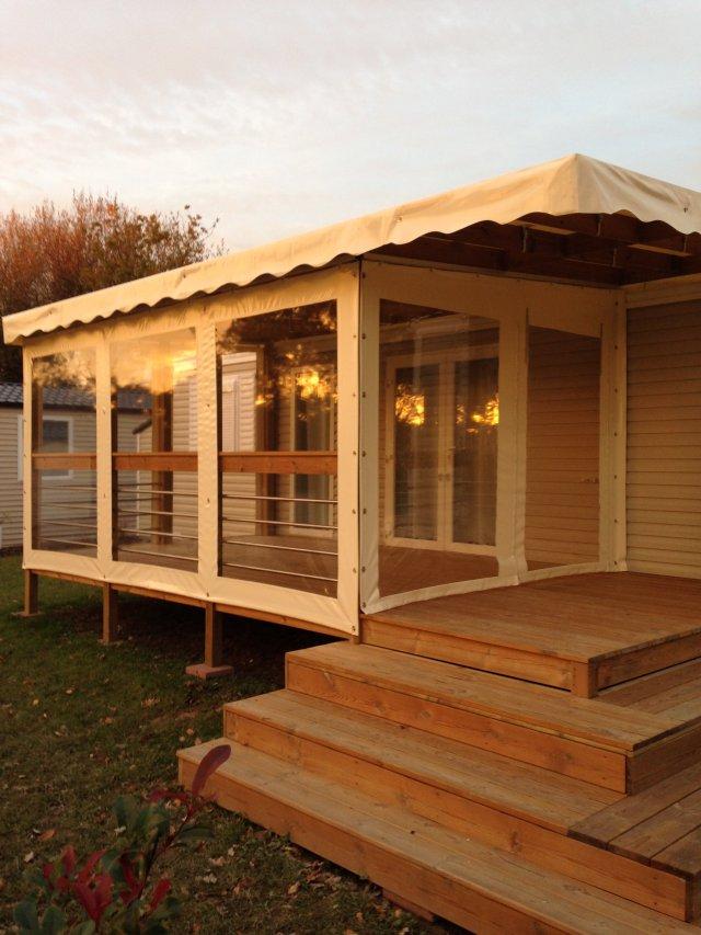 terrasse bois fermee nos conseils. Black Bedroom Furniture Sets. Home Design Ideas
