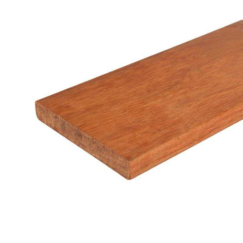 Terrasse bois kempas nos conseils for Objectif bois cloison japonaise