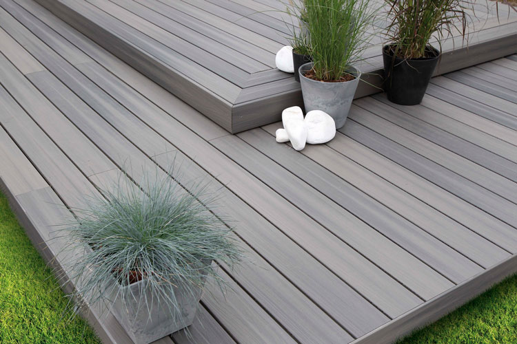 Lame De Bois Composite Pour Terrasse | Sedgu.Com