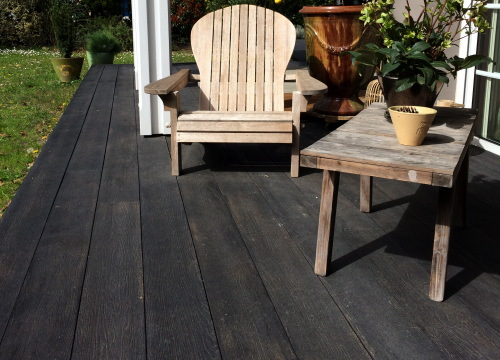 terrasse bois noircie nos conseils. Black Bedroom Furniture Sets. Home Design Ideas