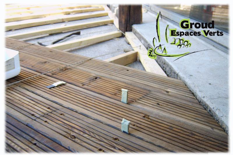 Terrasse bois reims nos conseils for Objectif bois cloison japonaise