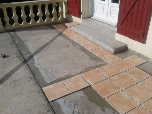 Simple Terrasse Carrelage Joint Dilatation Nos Conseils For Joint De  Dilatation Carrelage Terrasse With Comment Faire Une Terrasse.