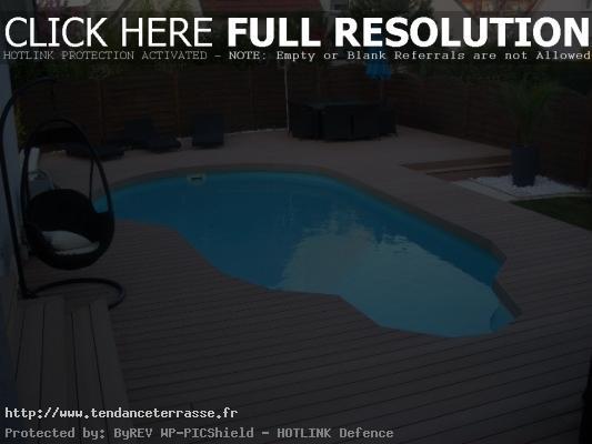 Terrasse Composite Autour Piscine Nos Conseils