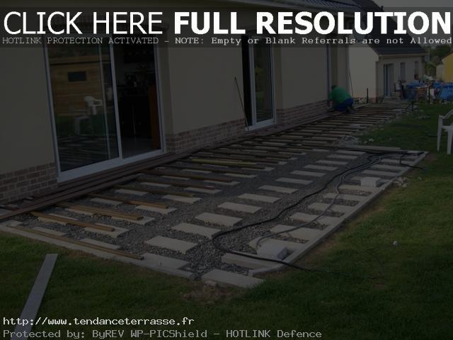 Terrasse composite avis