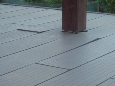 Composite Pour Terrasse Affordable Lame De Terrasse Composite With