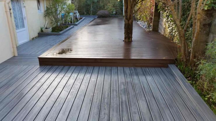 Terrasse composite trex nos conseils - Terrasse composite prix ...