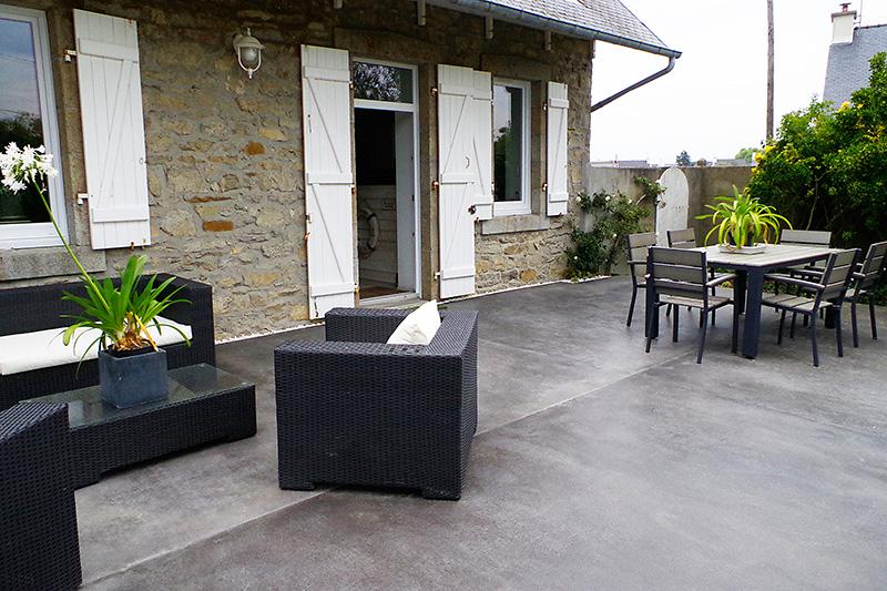 Terrasse contemporaine - Nos Conseils