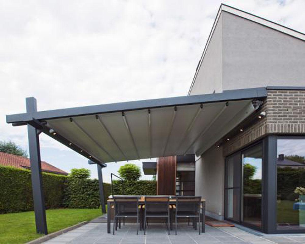 terrasse couverte avec carport nos conseils. Black Bedroom Furniture Sets. Home Design Ideas