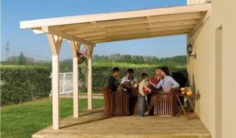 Terrasse couverte bois en kit - Nos Conseils