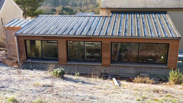 Terrasse couverte en bac acier - Nos Conseils
