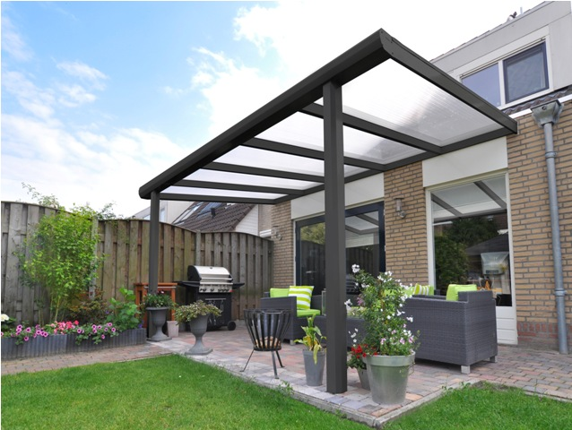 Terrasse couverte en fer - Nos Conseils