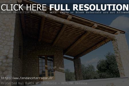 Terrasse couverte en tuile - Nos Conseils