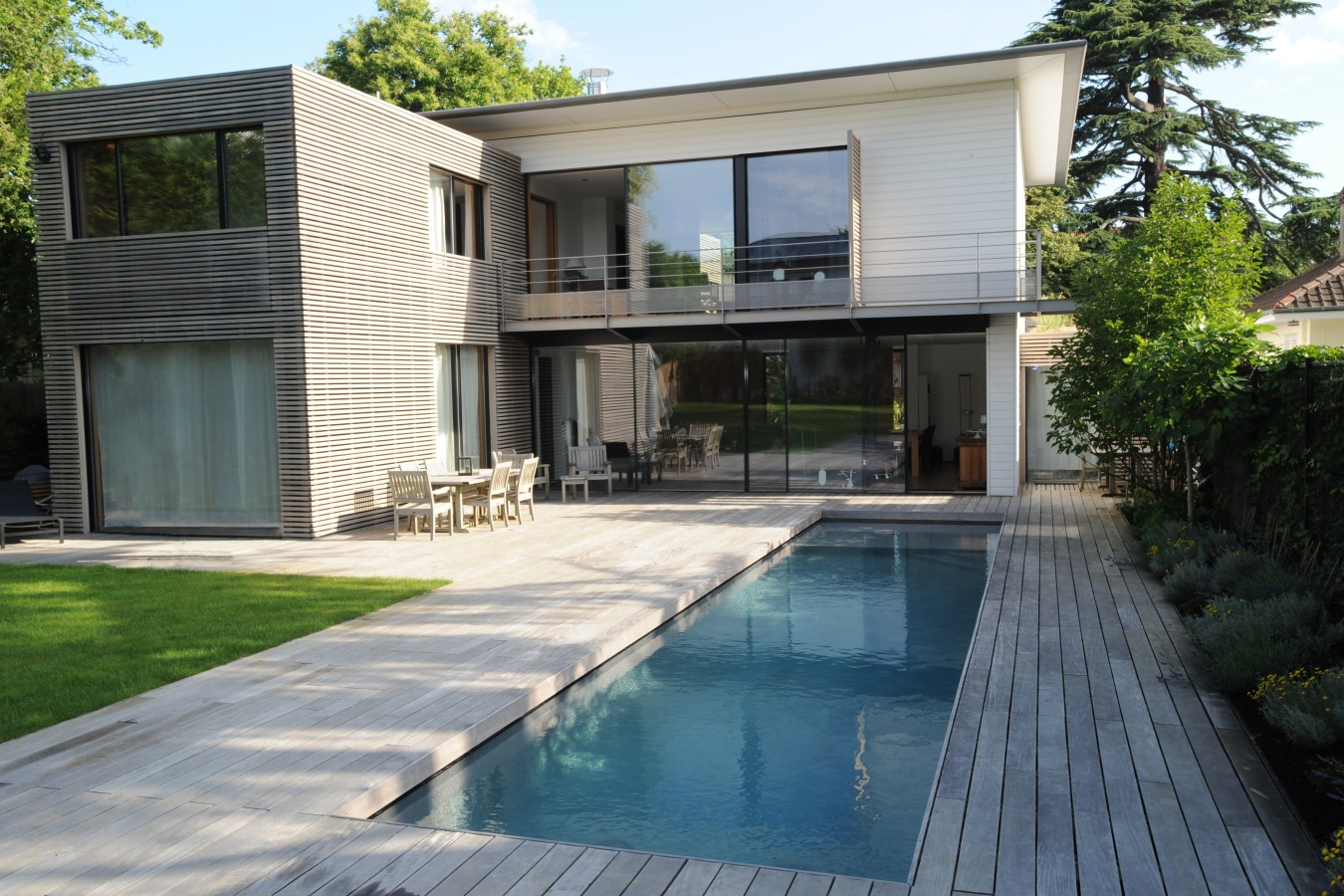 terrasse couverte imposable nos conseils. Black Bedroom Furniture Sets. Home Design Ideas