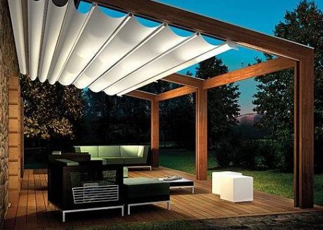 pergola ou terrasse couverte