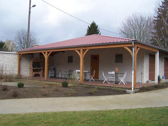 Terrasse couverte permis construire - Nos Conseils