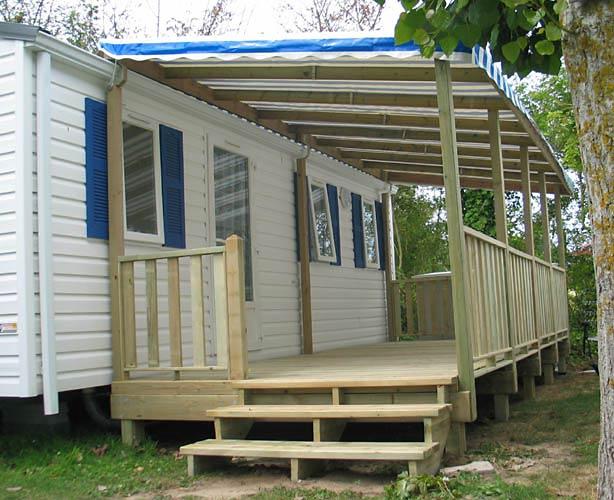 Stunning Construire Une Terrasse Couverte Ideas - lionsofjudah.us ...