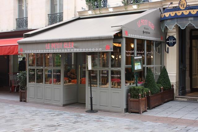 Mobilier De Terrasse De Restaurant Couverte