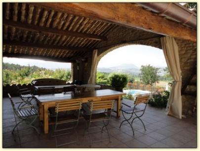 Terrasse couverte provencale - Nos Conseils