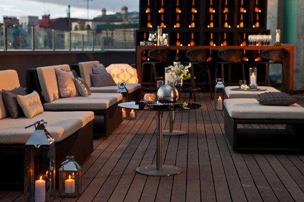 terrasse de bar design nos conseils. Black Bedroom Furniture Sets. Home Design Ideas