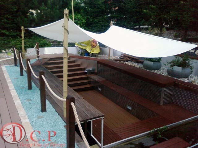 Piscine couverte gardanne for Concept piscine design