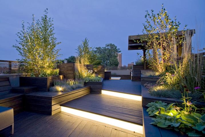 Terrasse design contemporain - Nos Conseils
