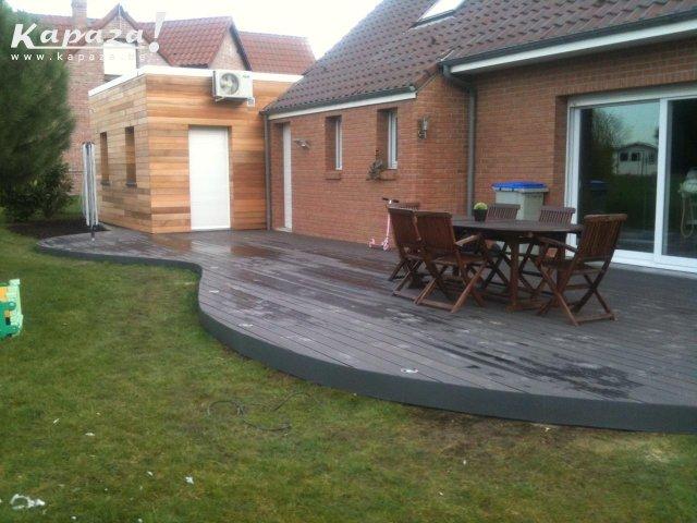 Terrasse en bois composite hainaut nos conseils - Forum terrasse composite ...