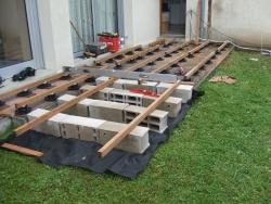 terrasse en bois composite pose nos conseils. Black Bedroom Furniture Sets. Home Design Ideas