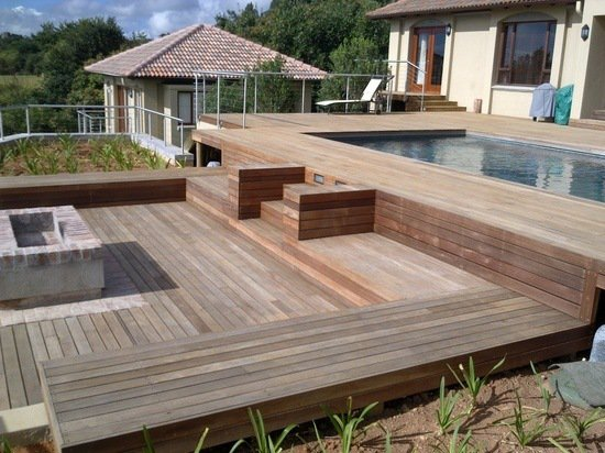 terrasse en bois design nos conseils. Black Bedroom Furniture Sets. Home Design Ideas